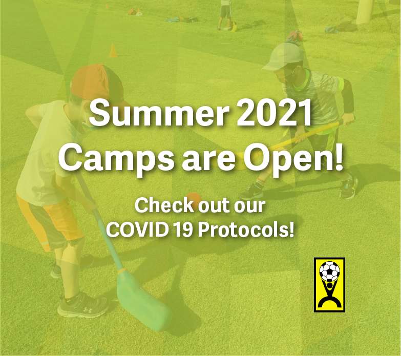 Summer Camps are Open!