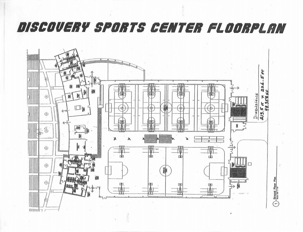 "alt=""Discovery Sports Center floorplan"""