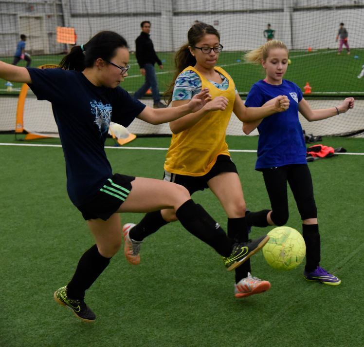 Winter Indoor Skills Clinics