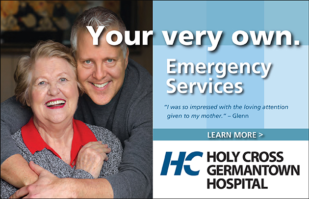 Holy Cross Germantown Hospital Emergency Services